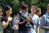 Chika Yoshida, Agnieszka Baczkowska, Bartosz Czyż (fot. Alicja Kosman / PZN)