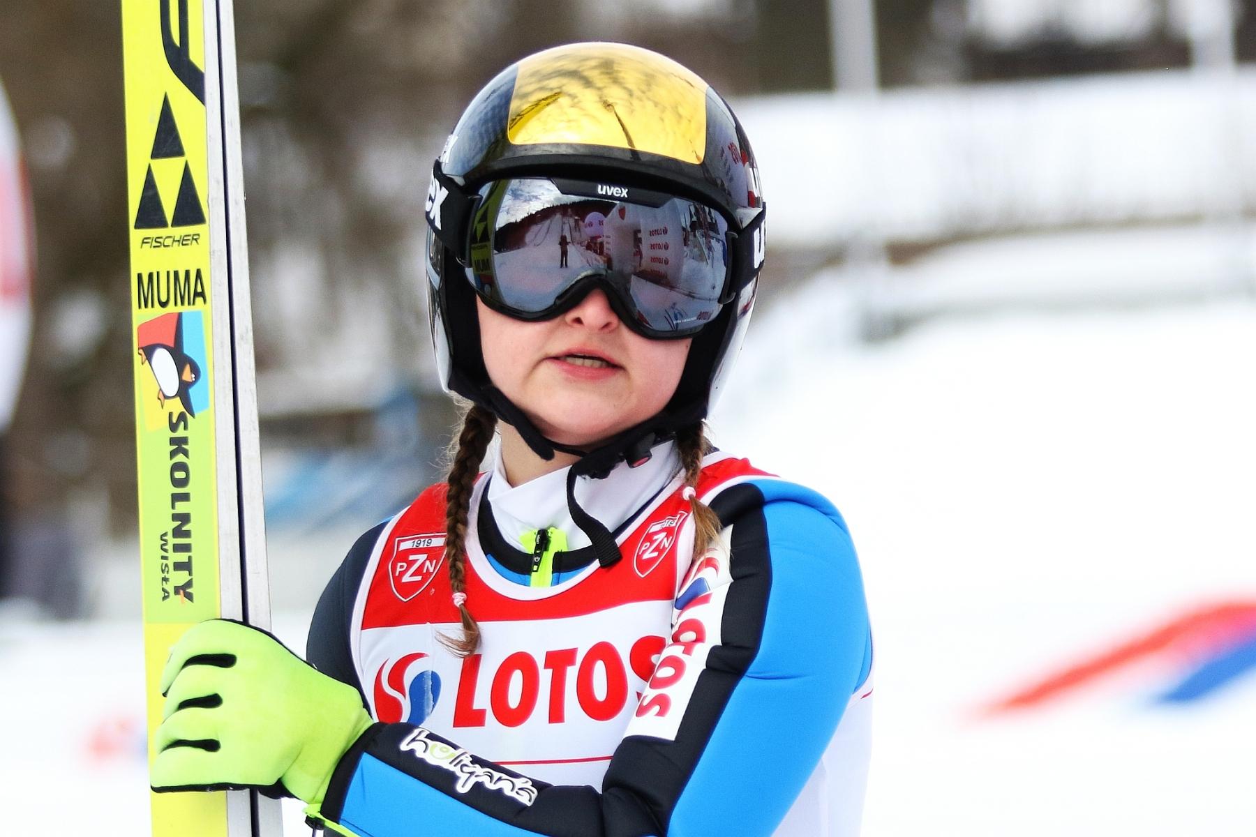 fis cup kobiet szczyrk 2021 2konkurs fot julia piatkowska 69 - FIS Cup Otepää: Czas na inaugurację sezonu letniego. 45 skoczków i 21 skoczkiń na starcie