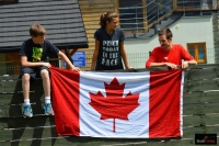 Kanadyjska drużyna, fot. Bartosz Leja