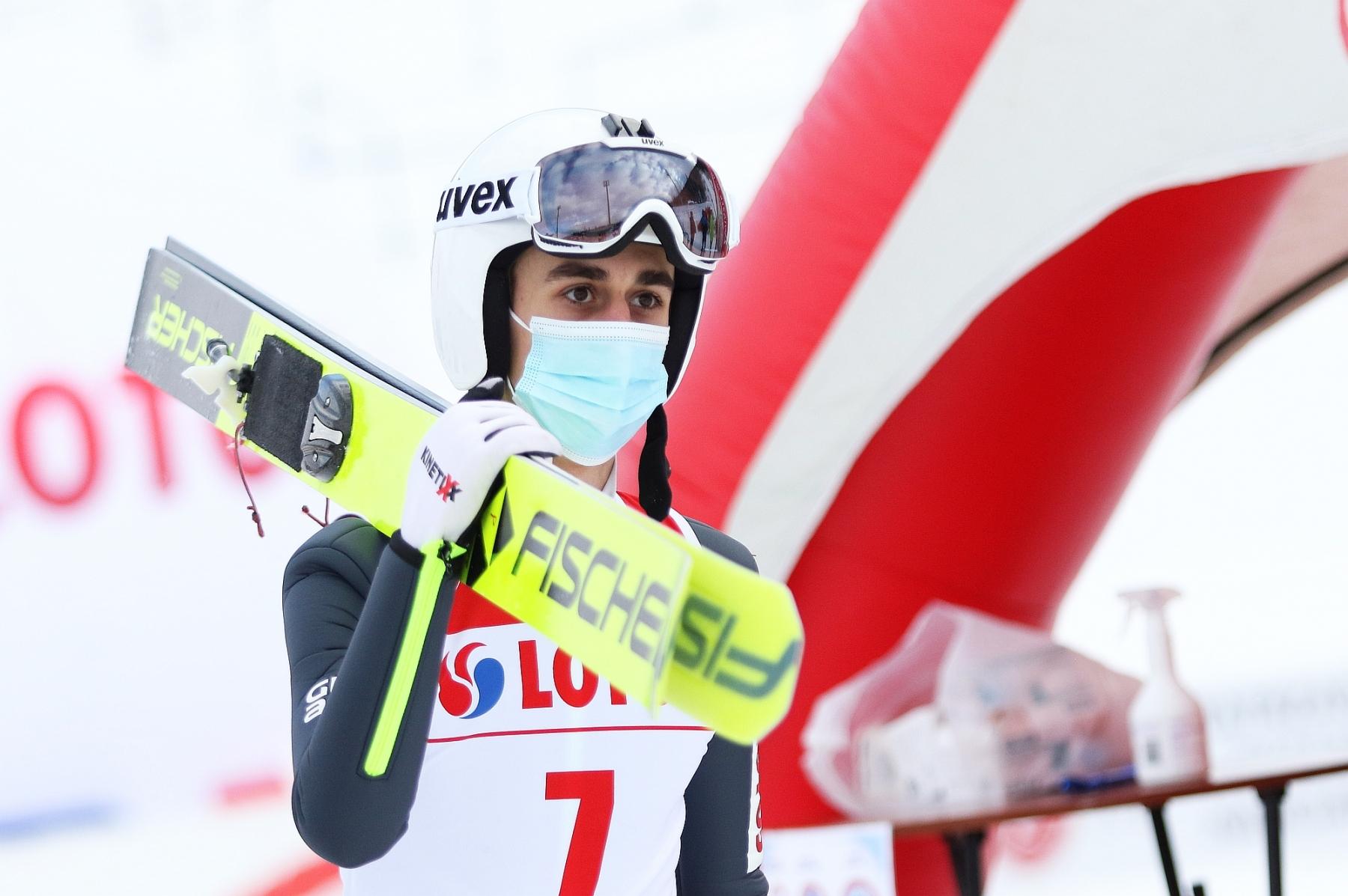 FIS Cup Zakopane 2021 1konkurs fotJuliaPiatkowska 45 - FIS Cup Villach: Reisenauer najlepszy w treningu, konkurs dla Ortnera