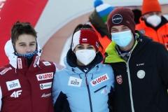 Łukasz Bukowski, Magdalena Pałasz i Wiktor Pękala (fot. Julia Piątkowska)
