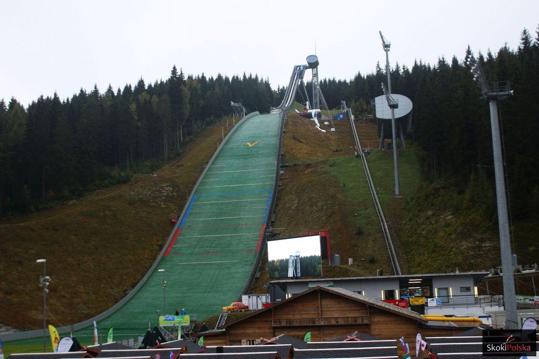 8H7A9313 - Trwają przygotowania do budowy nowych skoczni w Klingenthal