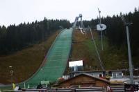'Vogtland Arena' w Klingenthal, fot. Julia Piątkowska