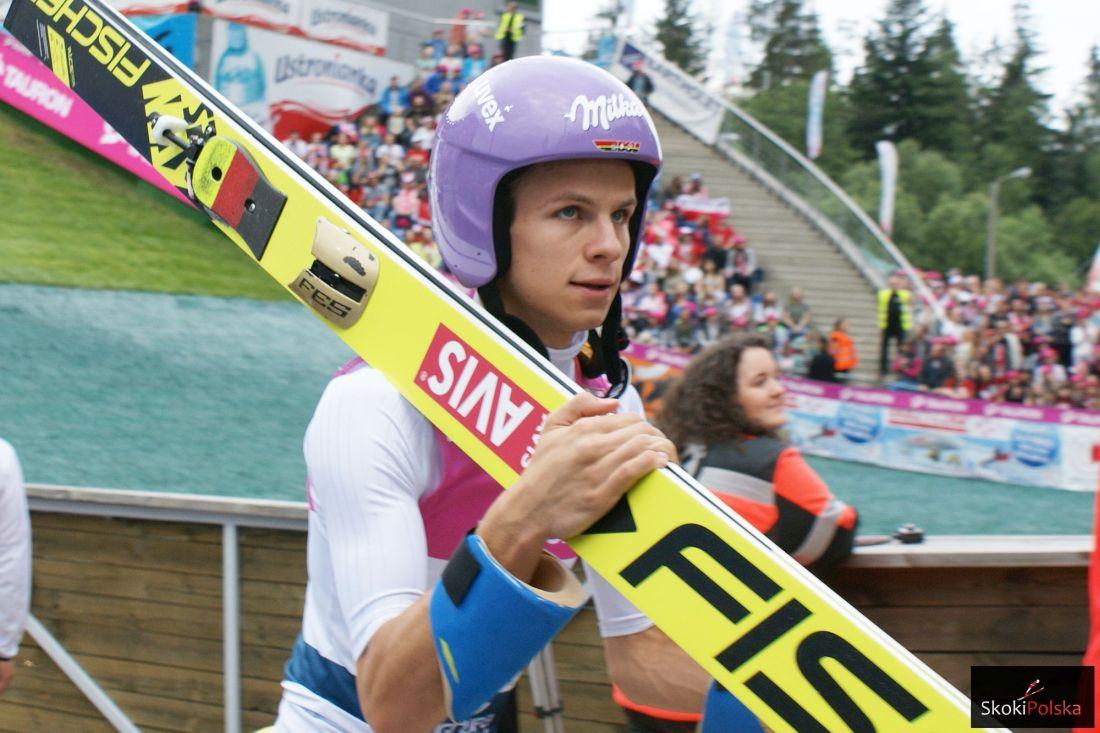 Andreas Wellinger (fot. Magdalena Janeczko)