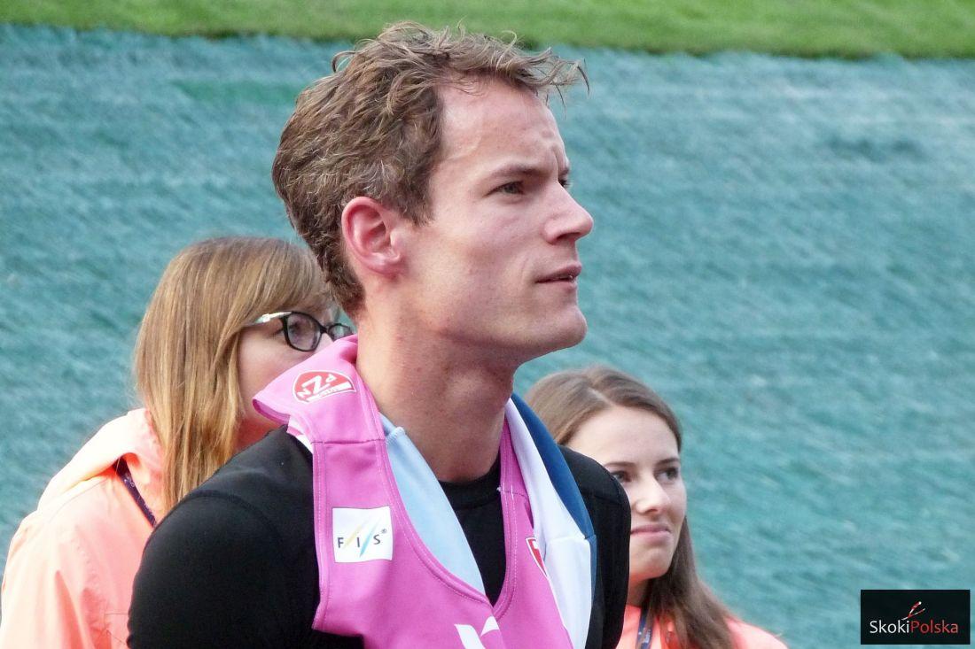 Kenneth Gangnes (fot. Wiktoria Bąk)