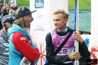 Daniel Huber (po lewej), fot. Magdalena Janeczko
