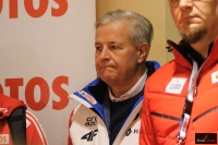 Apoloniusz Tajner, prezes PZN (fot. Julia Piątkowska)