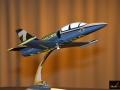 Model samolotu firmy Breitling, fot. Bartosz Leja