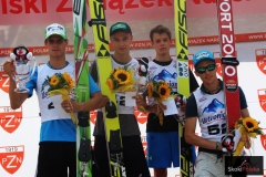 Letni Puchar Kontynentalny Wisła 2015 (2. konkurs)