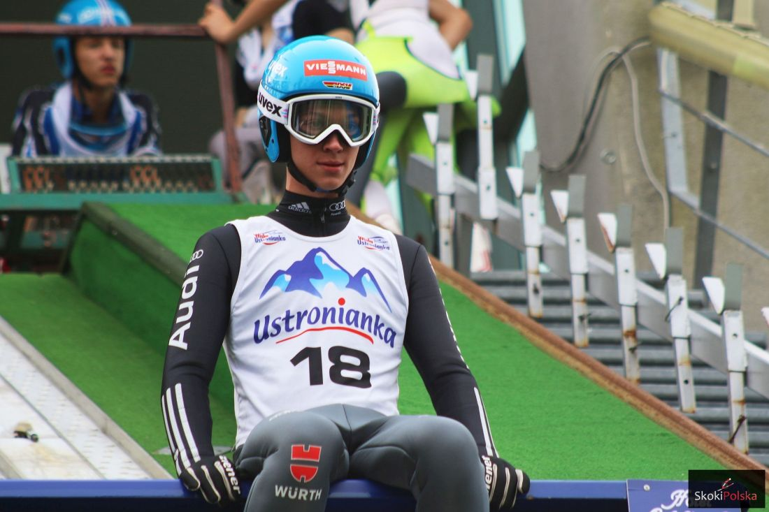 Felix Hoffmann (fot. Julia Piątkowska)