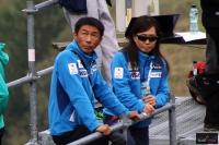 Hideharu Miyahira i Chika Yoshida, fot. Julia Piątkowska