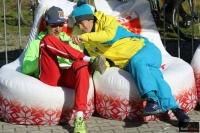 Janni Reisenauer i Marat Zhaparov, fot. Julia Piątkowska