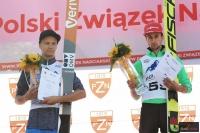 Daniel Huber i Markus Eisenbichler na podium, fot. Julia Piątkowska