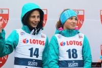 Joanna Kil i Anna Twardosz (fot. Julia Piątkowska)