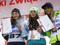 Podiu konkursu (od lewej: K.Rajda, A.Twardosz, M.Pałasz), fot. Julia Piątkowska