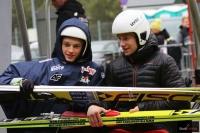 Tomasz Pilch i Dawid Krupa, fot. Julia Piątkowska
