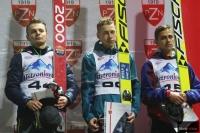 Jan Ziobro, Aleksander Zniszczoł, Stanisław Biela, fot. Bartosz Leja