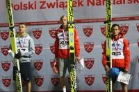 Podium zawodów (od lewej: K.Murańka, D.Kubacki, M.Kot), fot. Julia Piątkowska