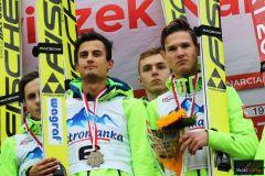 Letnie Mistrzostwa Polski - Wisła 2016 (konkurs drużynowy)