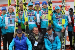 Letnie MP Szczyrk 2015 (konkurs drużynowy)