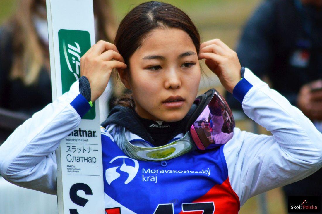 Sara Takanashi (fot. Bartosz Leja)