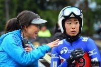 Chika Yoshida i Kaori Iwabuchi (fot. Bartosz Leja)