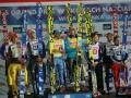 Podium zawodów (od lewej: Niemcy, Polacy, Norwegowie), fot. Bartosz Leja