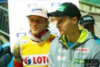 Dawid Kubacki i Klemens Murańka, fot. Bartosz Leja