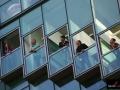Wieża sędziowska na skoczni w Wiśle Malince, fot. Bartosz Leja