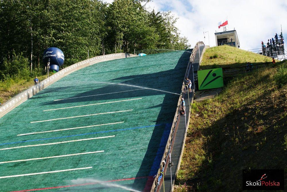 Skocznia narciarska w Wiśle-Malince, fot. Bartosz Leja