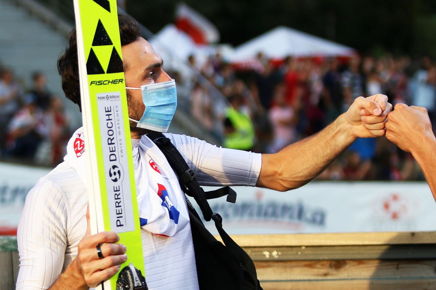 LGP Wisla2020 2konkurs fot 118 - Niemcy i Szwajcarzy gotowi na mistrzostwa kraju. W jakiej formie są podopieczni Horngachera?