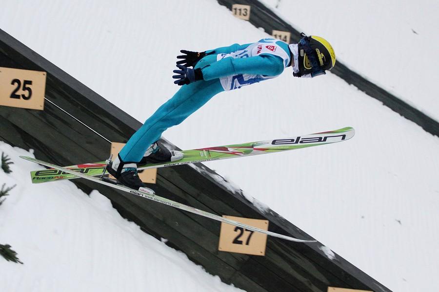 IMG 1171 2 - LOTOS Cup Szczyrk: Drugi dzień rywalizacji za nami, skakali we mgle (fotorelacja)