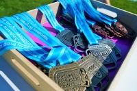 Medale dla najlepszych (fot. Anna Karczewska)