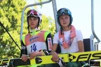 Dawid Jarząbek i Yevhen Marusiak, fot. Julia Piątkowska