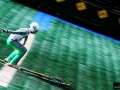 Skoczek podczas Memoriału Olimpijczyków w Szczyrku (fot. Julia Piątkowska)