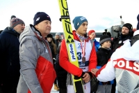 Apoloniusz Tajner i Maciej Kot (fot. Alicja Kosman / PZN)