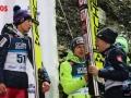 Kamil Stoch, Dawid Kubacki, Stefan Hula, fot. Julia Piątkowska
