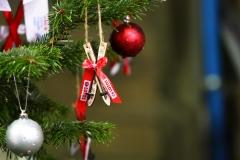 Ozdoby świąteczne w Wiśle (fot. Julia Piątkowska)