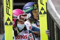Nicole Konderla i Joanna Szwab (fot. Julia Piątkowska)