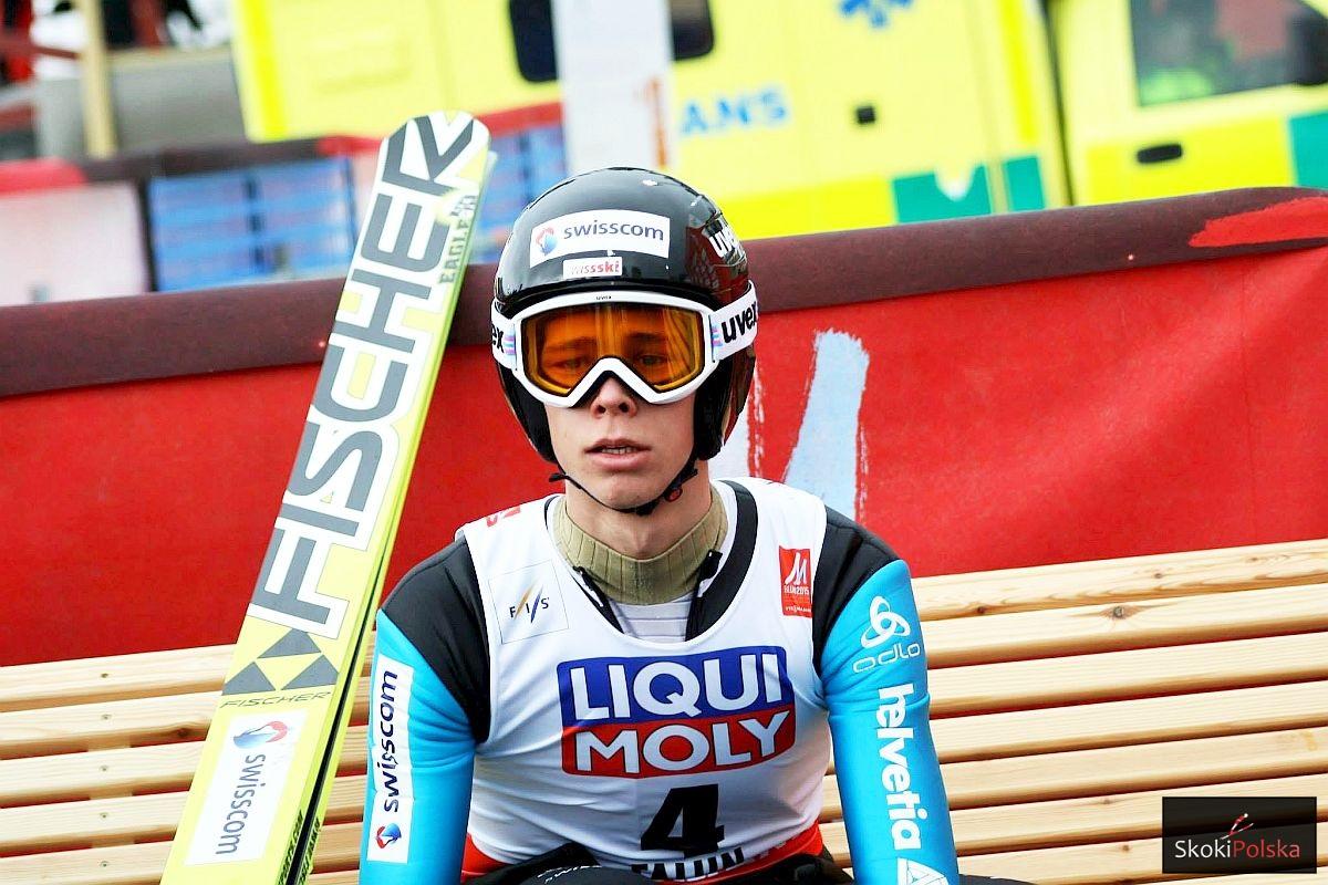 Luca Egloff (fot. Julia Piątkowska)