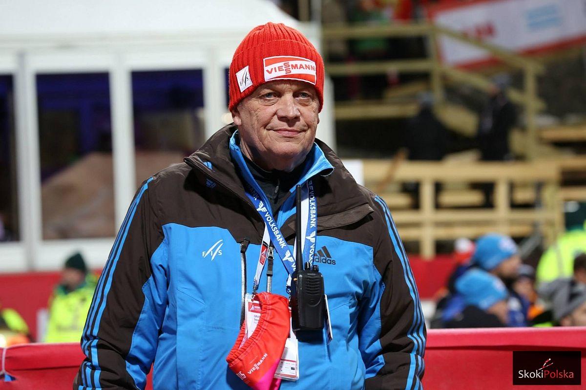 Sepp Gratzer (fot. Julia Piątkowska)
