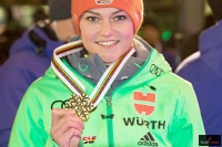 Carina Vogt (fot. Flawia Krawczyk / Julia Piątkowska)