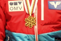 Złoty medal Stefana Krafta (fot. Julia Piątkowska)