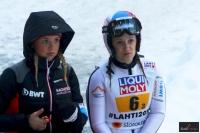 Barbora Blazkova (z lewej), fot. Julia Piątkowska
