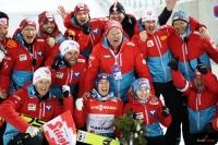 Austriacka drużyna ze Stefanem Kraftem (fot. Julia Piątkowska)