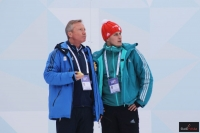 Walter Hofer i Borek Sedlak (fot. Julia Piątkowska)