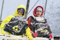 Norkia Kasai i Dawid Kubacki (fot. Julia Piątkowska)