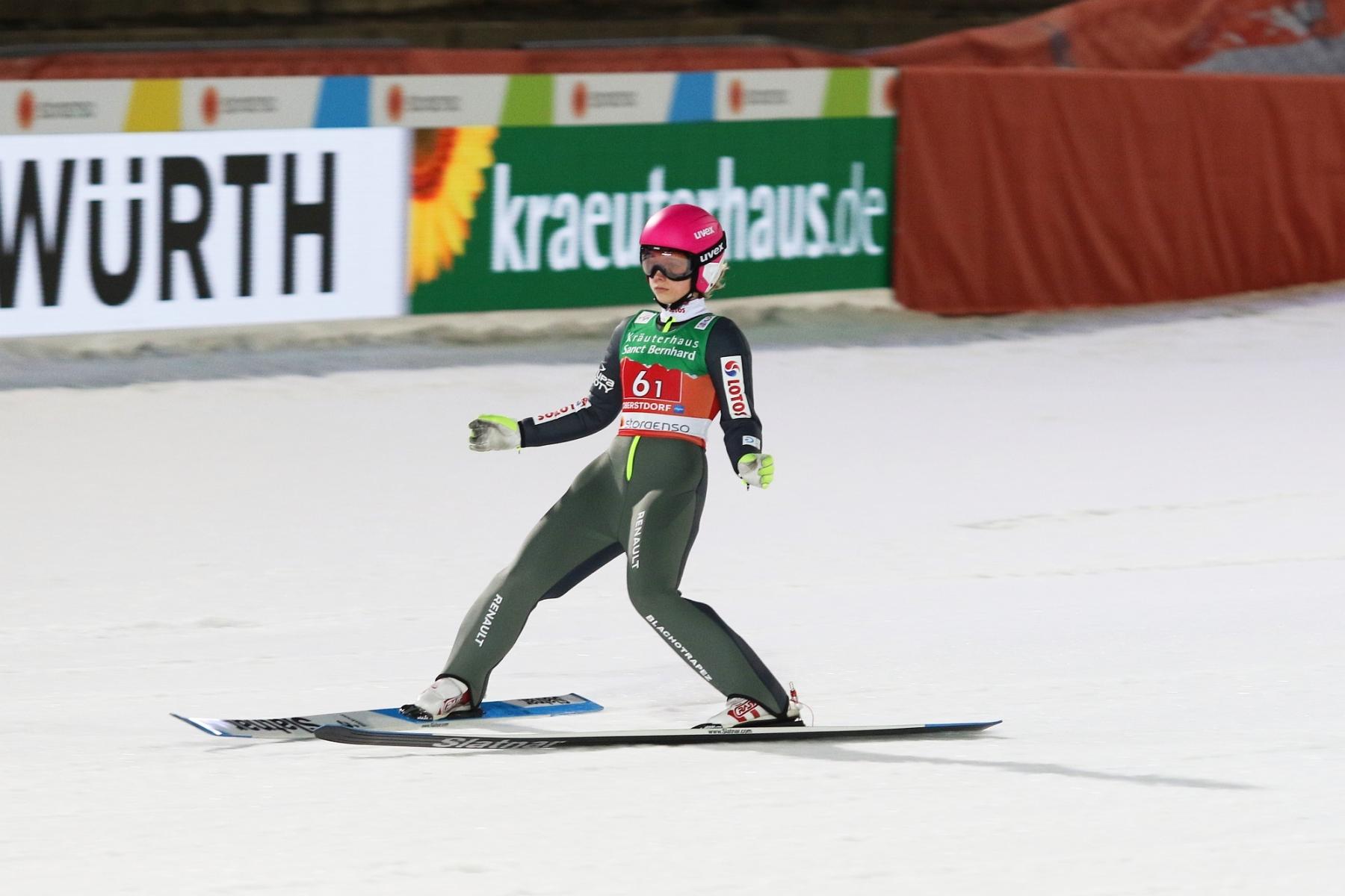 Mistrzostwa Swiata Oberstdorf2021 panieteam fotJuliaPiatkowska 29 - MŚ Oberstdorf: Kramer odlatuje rywalkom w kwalifikacjach, komplet Polek w konkursie!