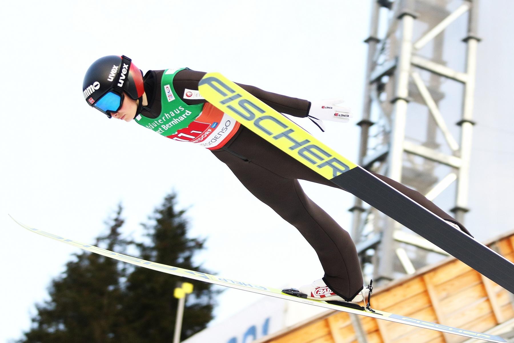 Mistrzostwa Swiata Oberstdorf2021 panieteam fotJuliaPiatkowska 4 - MŚ Oberstdorf: Niemcy niespodziewanymi liderami, Polacy na szóstym miejscu