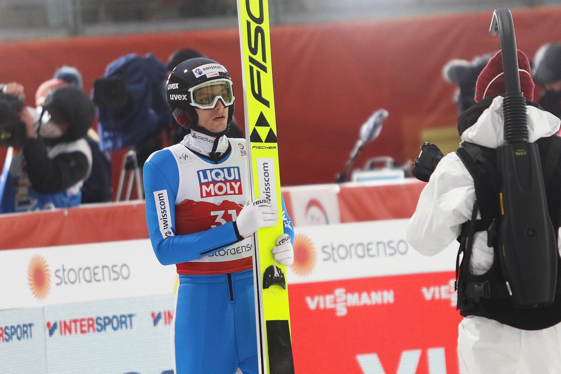 Mistrzostwa Swiata Oberstdorf2021 hs106normalnaskocznia fotJuliaPiatkowska 109 - Szwajcarzy podali składy kadr na sezon 2021/2022. Ammann dalej walczy